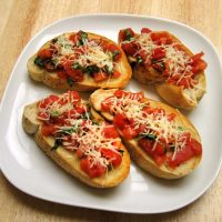 Monsoon recipes: Paneer Bruschetta