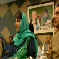 Muscular policy wont work in Kashmir; what is needed is confidence building measures, says Mehbooba Mufti soon after resigning as CM