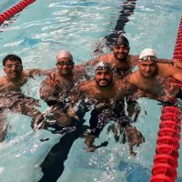 Physically Challenged Swimmer Satendra Singh Successfully Crosses English Channel