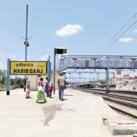Habibganj To Redevelop Into India's World-Class Railway Station