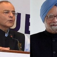FM defends demonetisation on 2nd anniversary while Manmohan Singh calls it 'ill-fated'