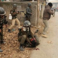 Security forces kill two terrorists in an encounter in Handwara