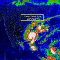 IMD: 'Gaja' likely to intensify into severe cyclonic storm