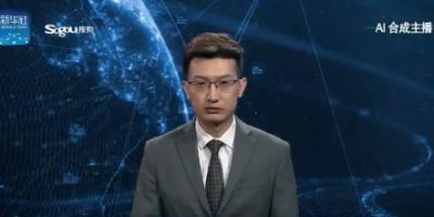 China's Xinhua launches world's first AI news anchor
