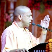 Yogi slams Congress over Ram temple