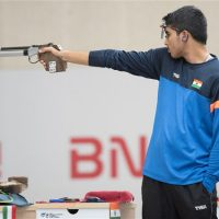 Saurabh Chaudhary wins gold in Asian AirGun Championship
