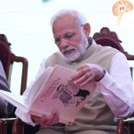 PM Modi releases the book 'Timeless Laxman'