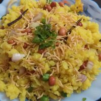 Dish of the Day: MP Style Poha