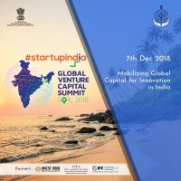 Annual Startup India Summit to be held in Goa on 7 Dec.