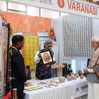 PM Modi: 'Our efforts to clean Ganga are showing results'
