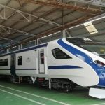'External Hit' caused problem in Vande Bharat express, says Ministry of Railways
