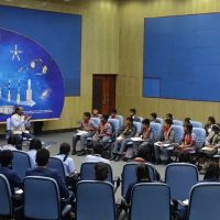 ISRO launches 'Samwad with Students' on New Year Day