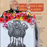 PM unveils development projects worth Rs.33,000 crores for Bihar