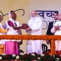 Empowered women can create an empowered society and a strong nation, says PM in Kurukshetra