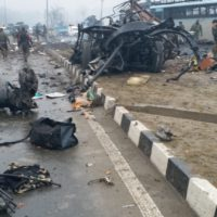 Death Toll in Pulwama attack rises to 43; PM warns sacrifices of jawans 'shall not go in vain'