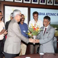A.K. Mohanty takes over as Director of Bhabha Atomic Research Centre