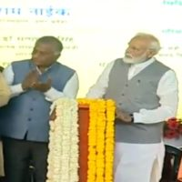 PM Modi launches development projects in Ghaziabad
