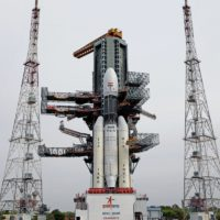 Countdown to the Launch of Chandrayaan-2 Commences today morning