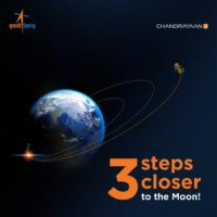 Chandrayaan2 update: Third earth bound maneuver performed successfully