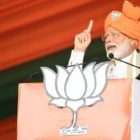 PM Modi questions 'Chemistry' between Pakistan and Congress party