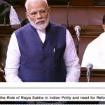 PM Modi appreciates NCP and BJD for adhering to parliament norms