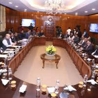 Amit Shah meets 24 member delegation from J&K's Apni Party