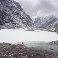 Glaciers in Sikkim are losing mass faster than other parts of the Himalaya