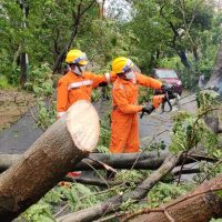 Super Cyclone Amphan Takes 72 lives, Damaged Around 5500 House in West Bengal