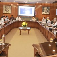 Amit Shah Chairs Meeting of All Political Parties in Delhi on the COVID-19