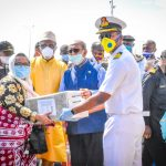 Mission Sagar: INS Kesari Enters Port of Moroni in Comoros